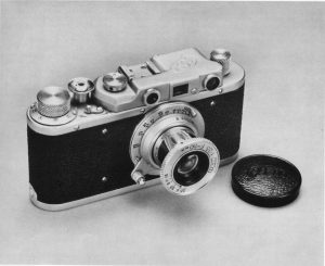An example of the original FED camera.