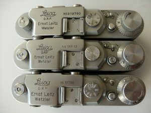 Only the top camera is a real Leica.