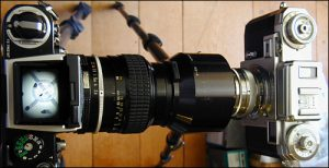 An example of how to collimate a lens. This picture was taken from: http://elekm.net/zeiss-ikon/repair/collimate/