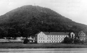 The Welta Kamera-Werk factory in Freital, Germany.