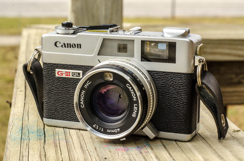 Canonet G-III QL17 (1977)