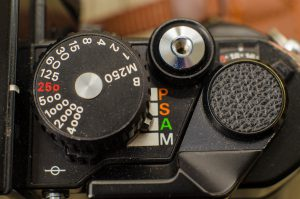 "The FA was the first Nikon to have the familiar ""P, A, S, M"" modes that are still present on modern DSLRs."