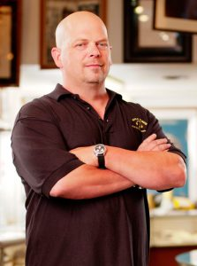 "Rick Harrison will tell you that ""rare does not mean valuable""."