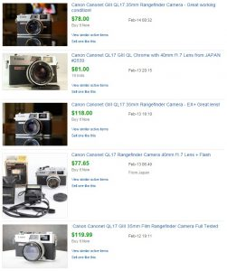 A quick search of sold listings on eBay returns prices in the $100 range.