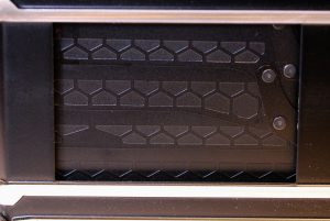 The honeycomb pattern on the FA's shutter is shared with the FE2 and FM2.