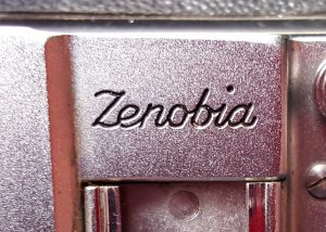 The name Zenobia was originally just chosen for the camera, but later became the name of the whole company.