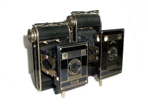 AGFA Billy-Clacks No. 51 and 74 side by side. Notice the slightly smaller body of the No. 51.