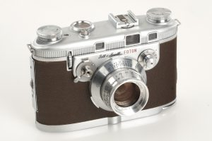 The Bell & Howell Foton was the company's most ambitious still camera ever made.