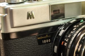 The A5-1000 was a variant of the original A5 with a special Citizen shutter capable of 1/1000 seconds.
