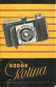 The original manual for the Retina Type 119 shows a picture of the plunger accessory screwed into the shutter in its 2 o'clock position.