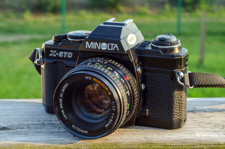 Minolta X-570 (1983)