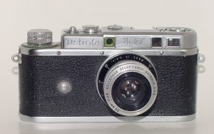 "The Detrola 400 was an ambitious Leica ""inspired"" rangefinder that was only available for one year and is incredibly rare today."