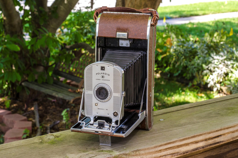 Polaroid Land Camera Model 95 (1948)