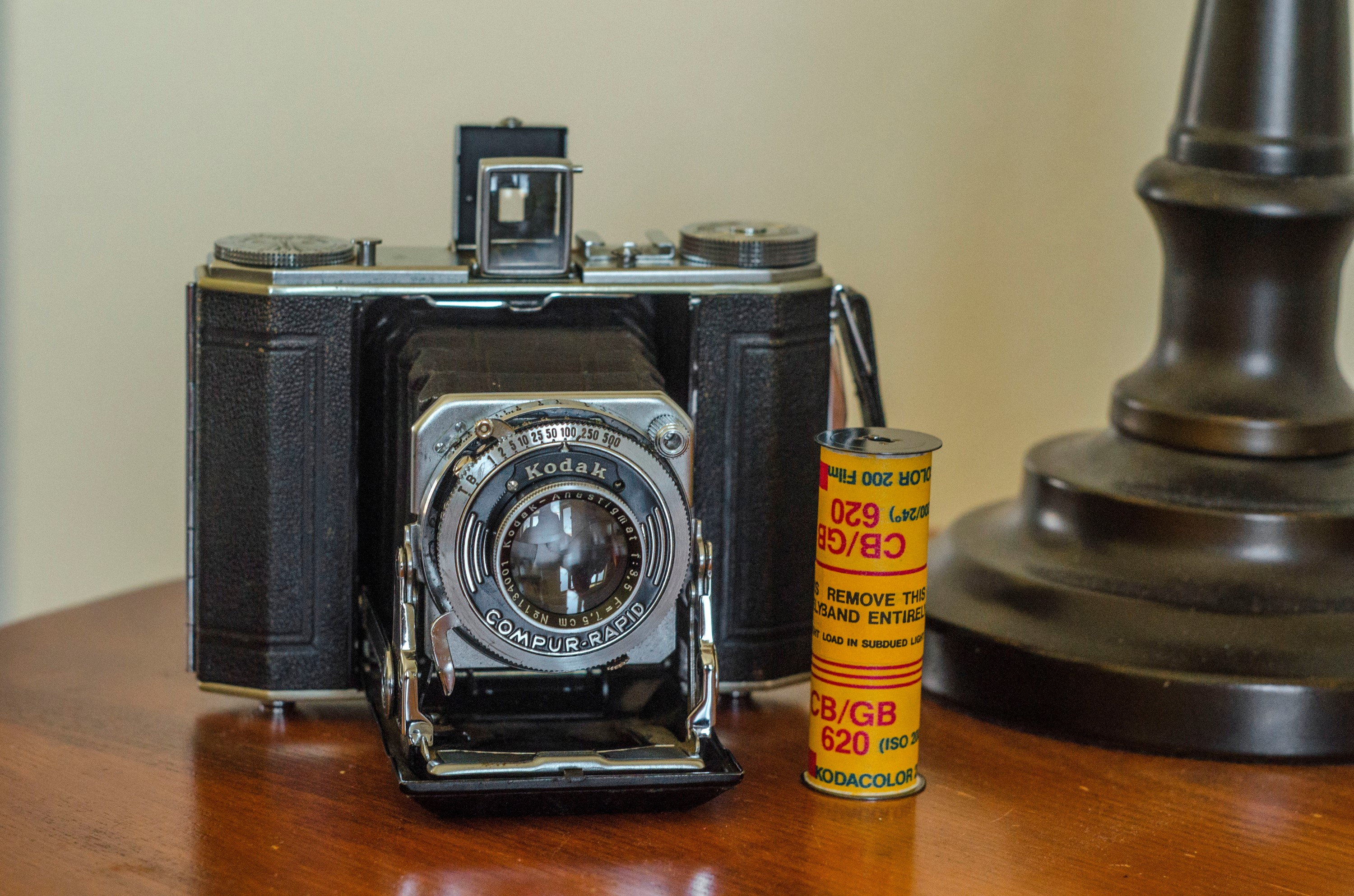 Kodak Duo Six-20 Series II (1937)