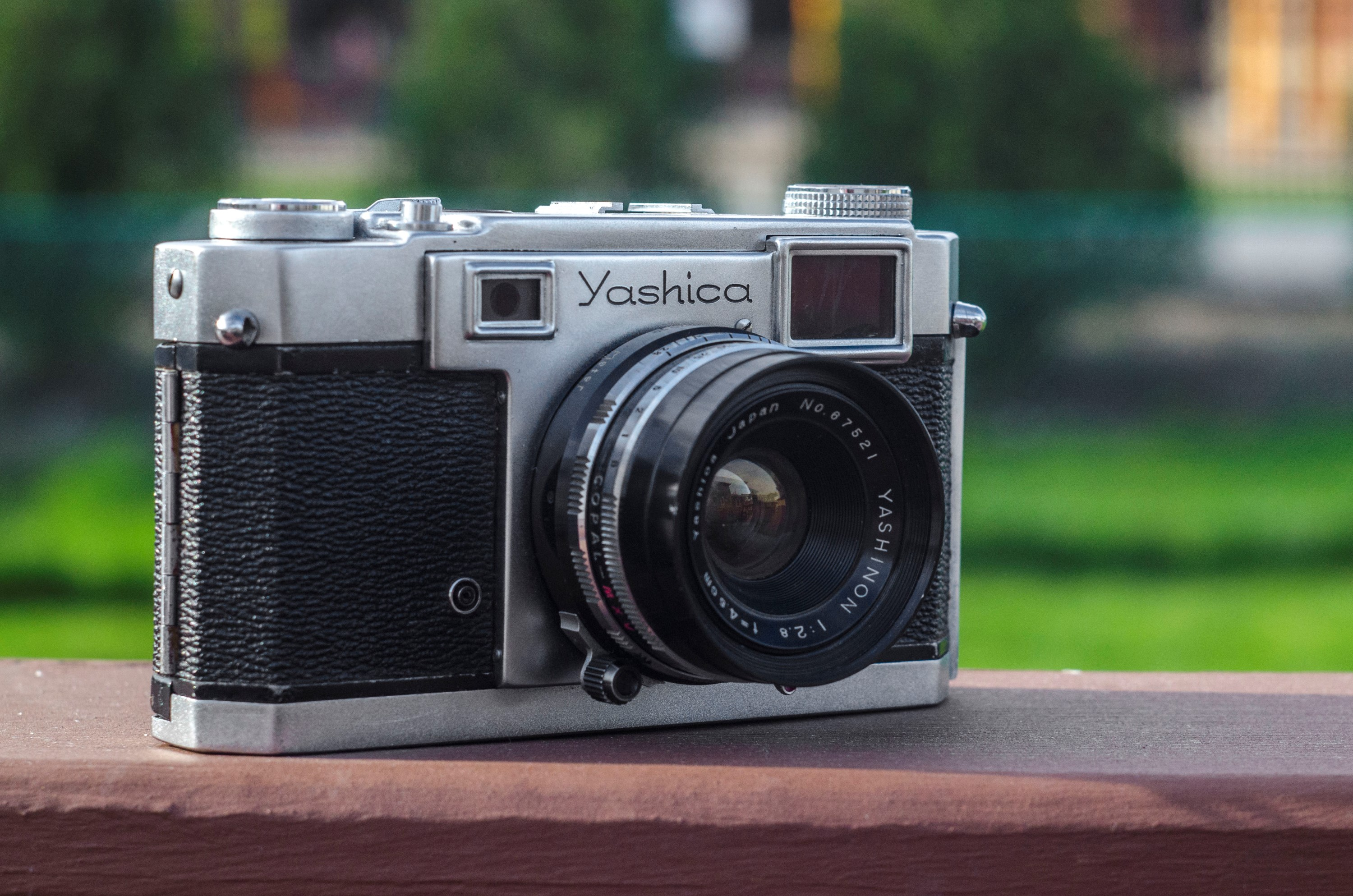 Yashica 35 (1958) - mike eckman dot com