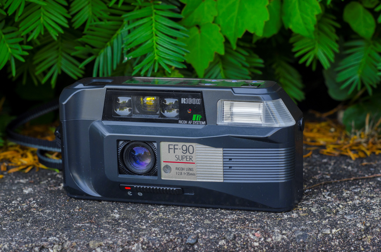 Ricoh FF-90 Super (1987)