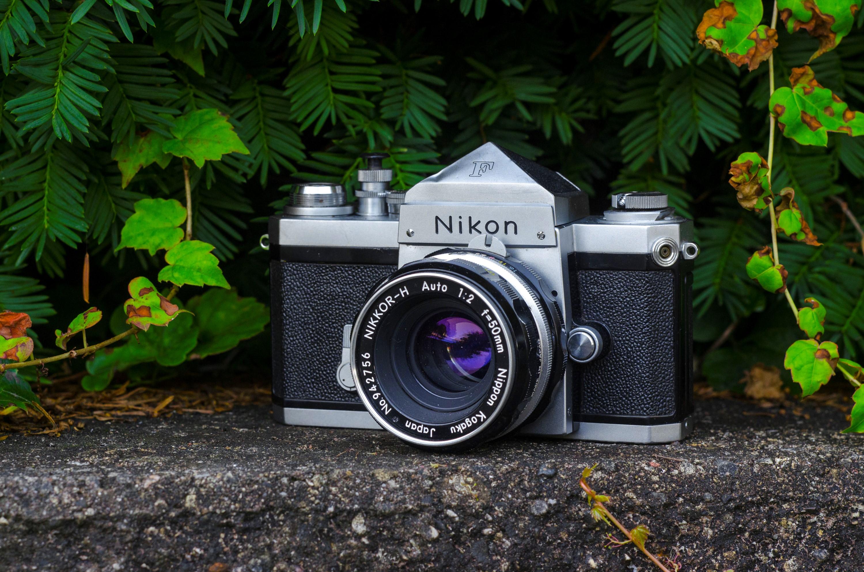 Nikon F (1966)