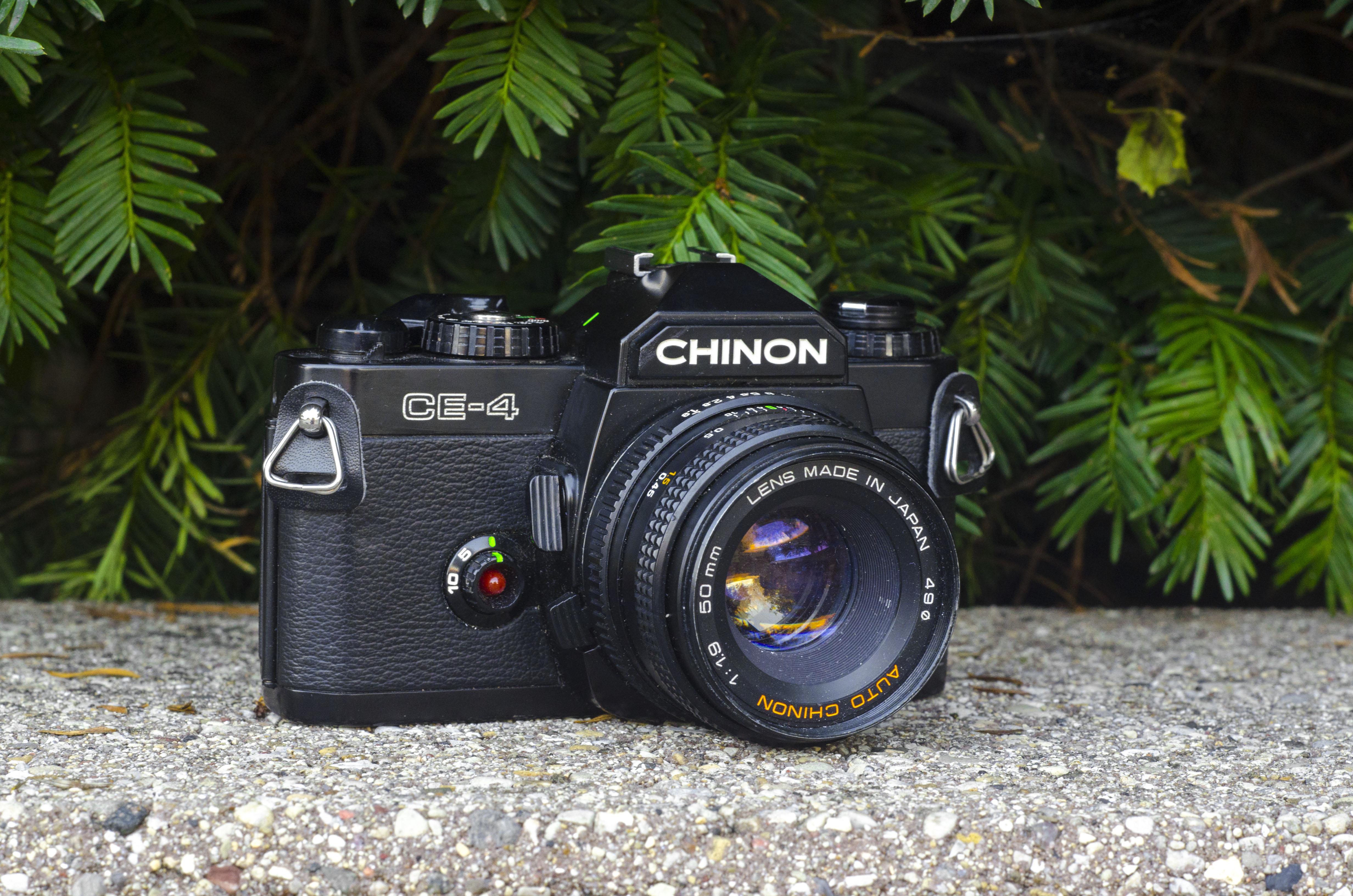 Chinon CE-4 (1980)