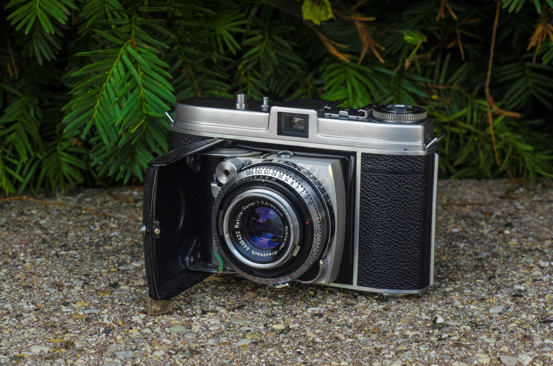 Kodak Retina Ib – Type 018 (1954)