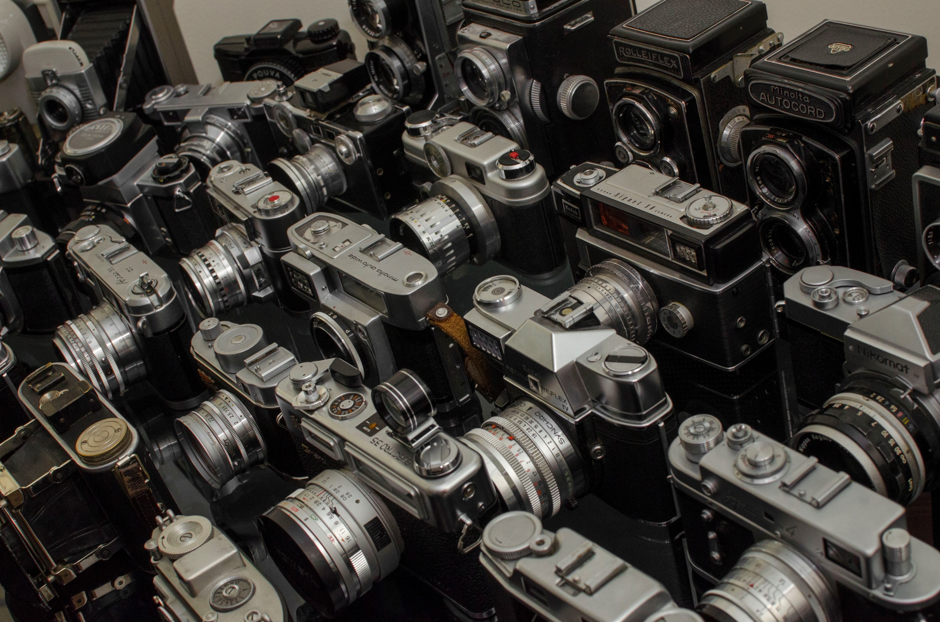The Cameras of the Dead: The Reboot (aka Part IV)