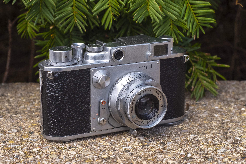 Minolta 35 Model II (1953)