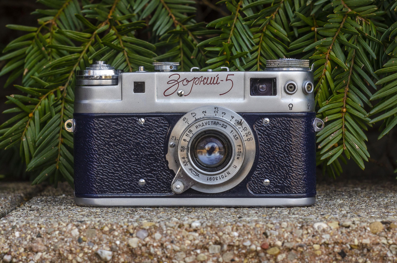 Zorki 5 v1 (1958)