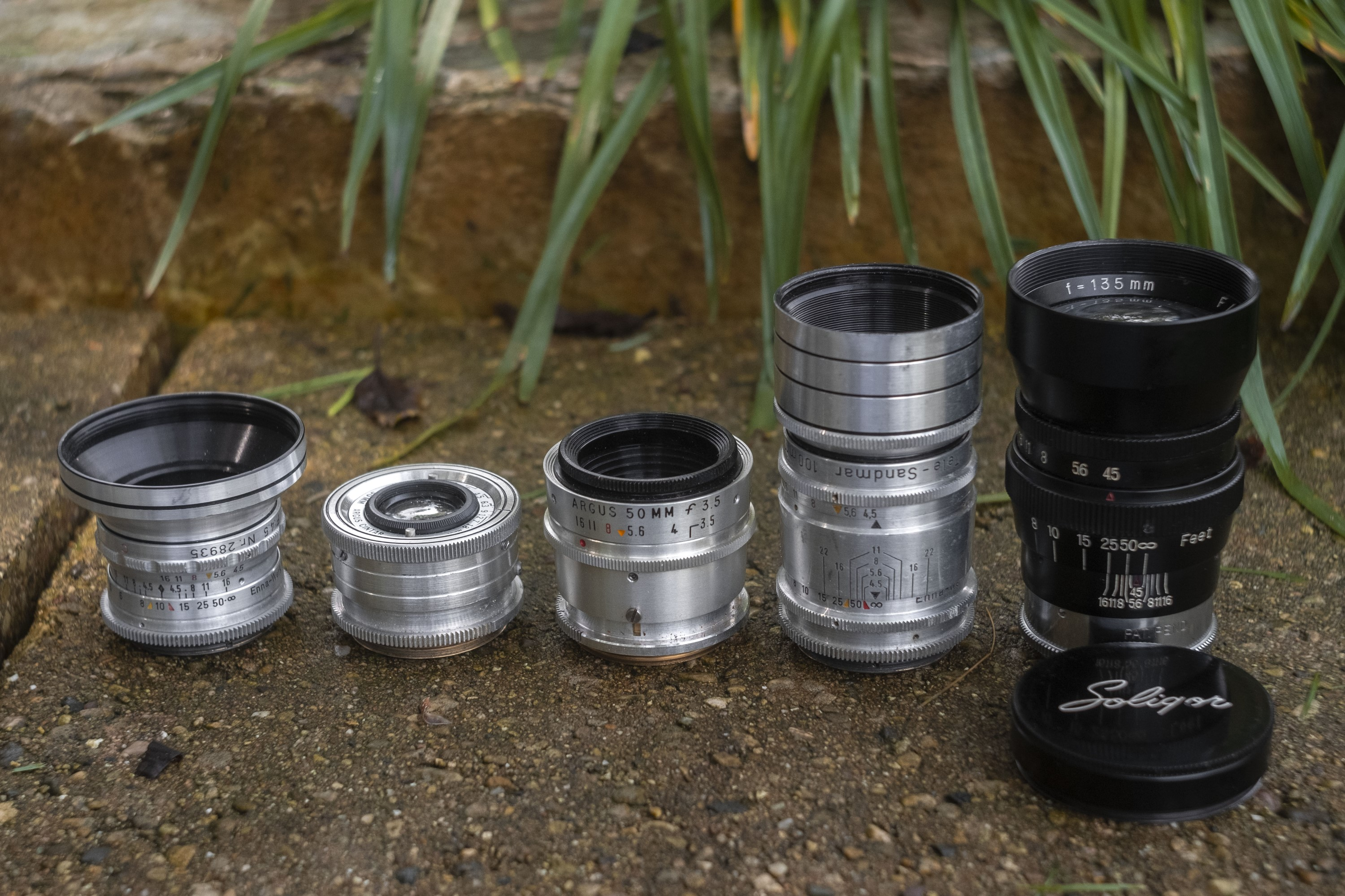 Argus C-Series Part IV – Lenses and Use