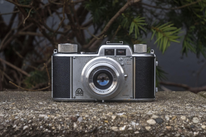 Apparate & Kamerabau Akarette II (1950)