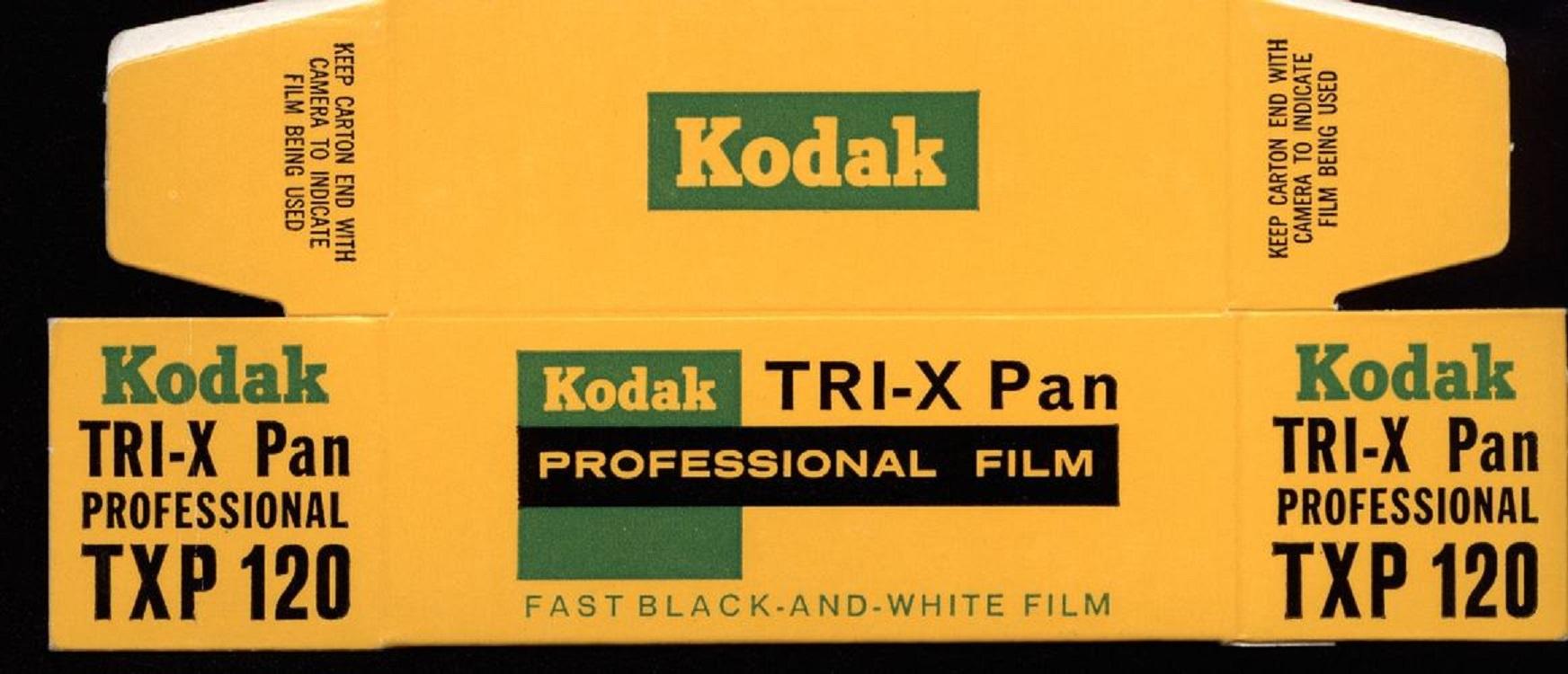 Keppler's Vault 50: Kodak Tri-X