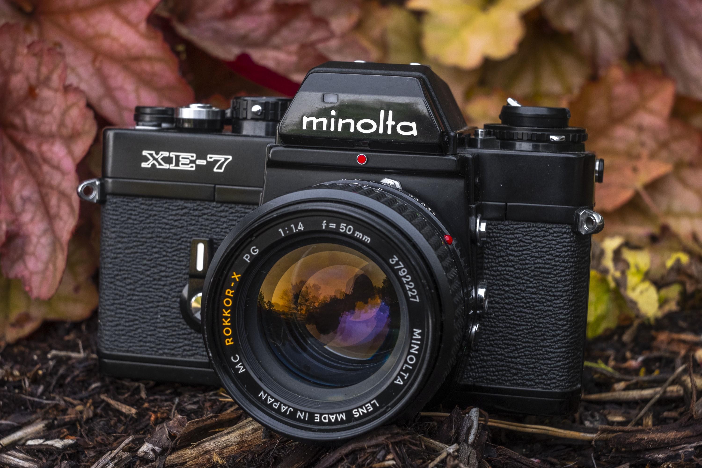 Minolta XE-7 (1974)