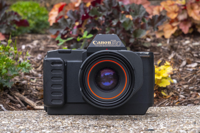 Canon T80 (1985)