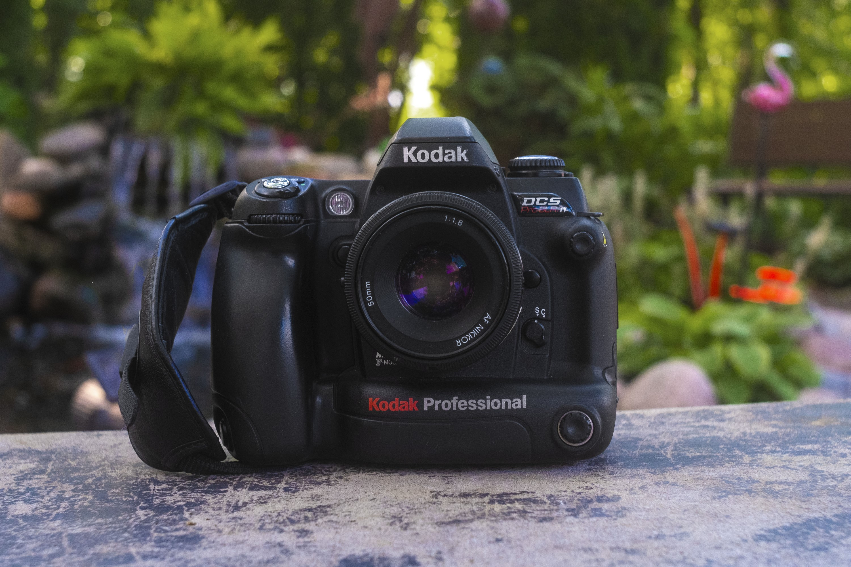 Kodak Professional DCS Pro SLR/n (2004)