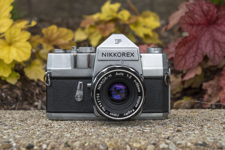 Nikkorex F (1962)