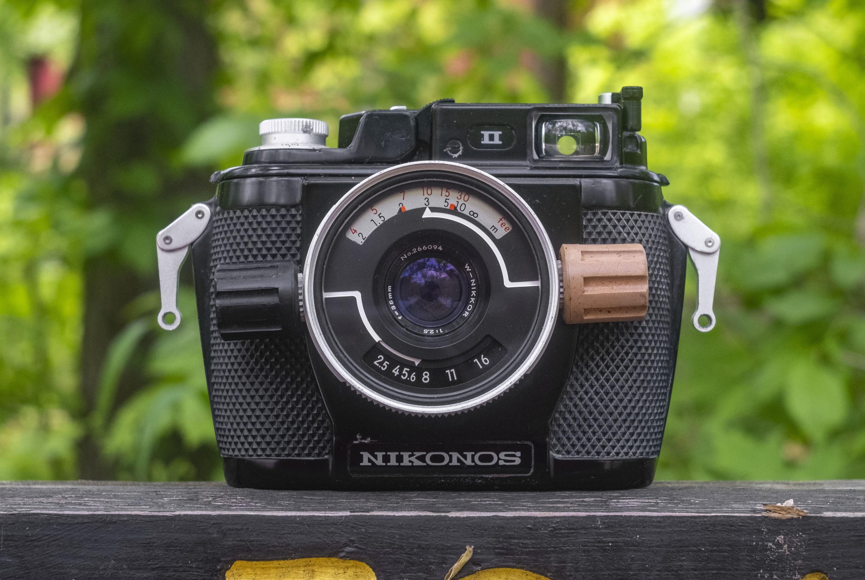 Nikonos II (1968)