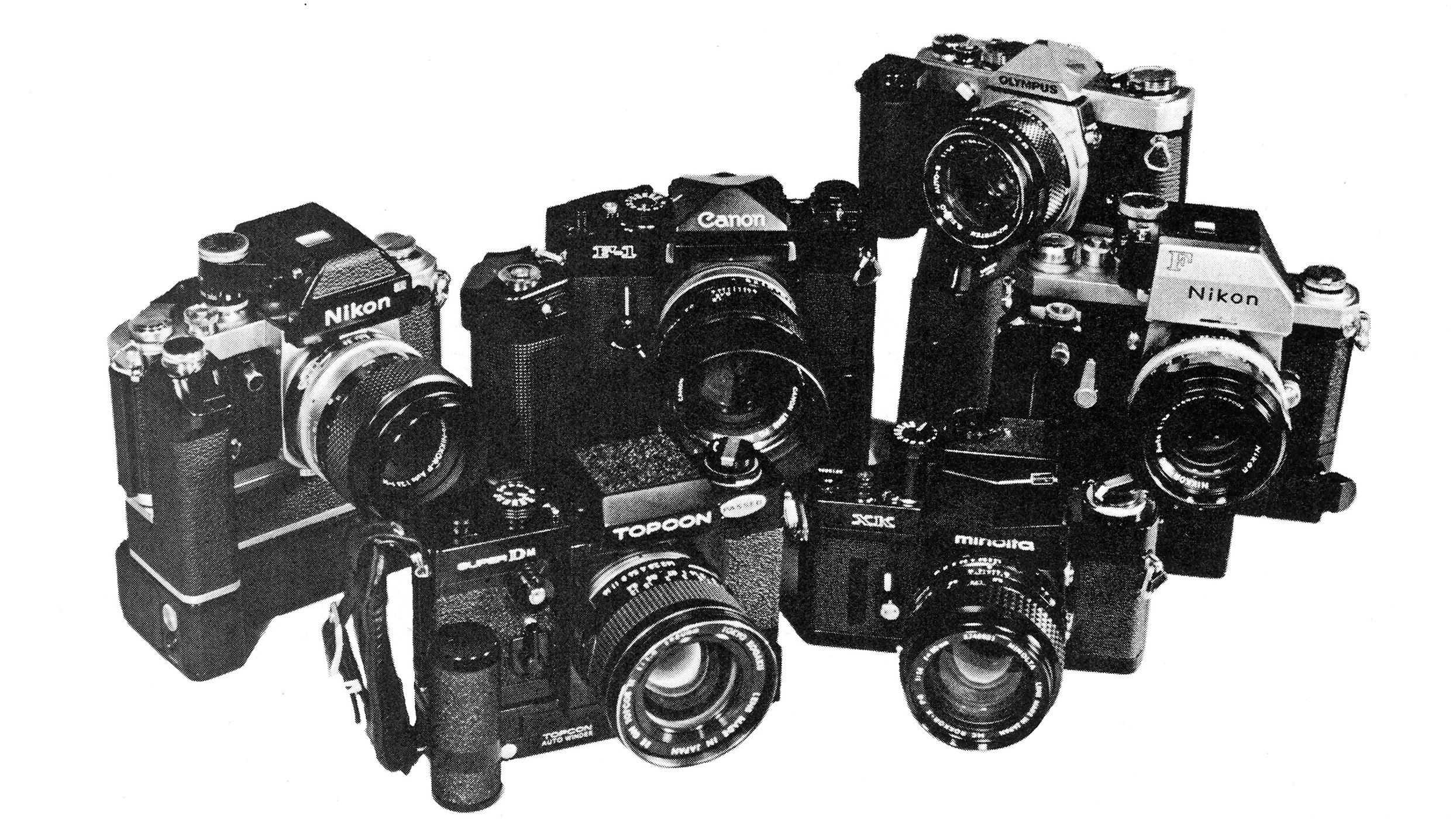 Keppler's Vault 73: System Cameras
