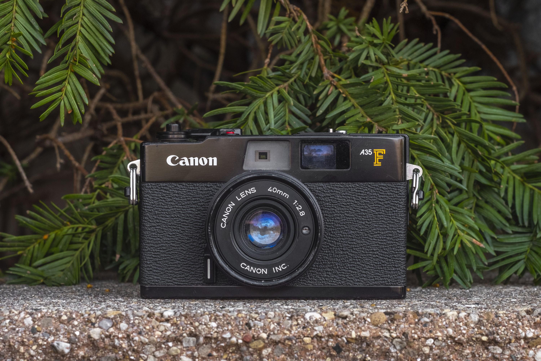 Canon A35 F (1978)