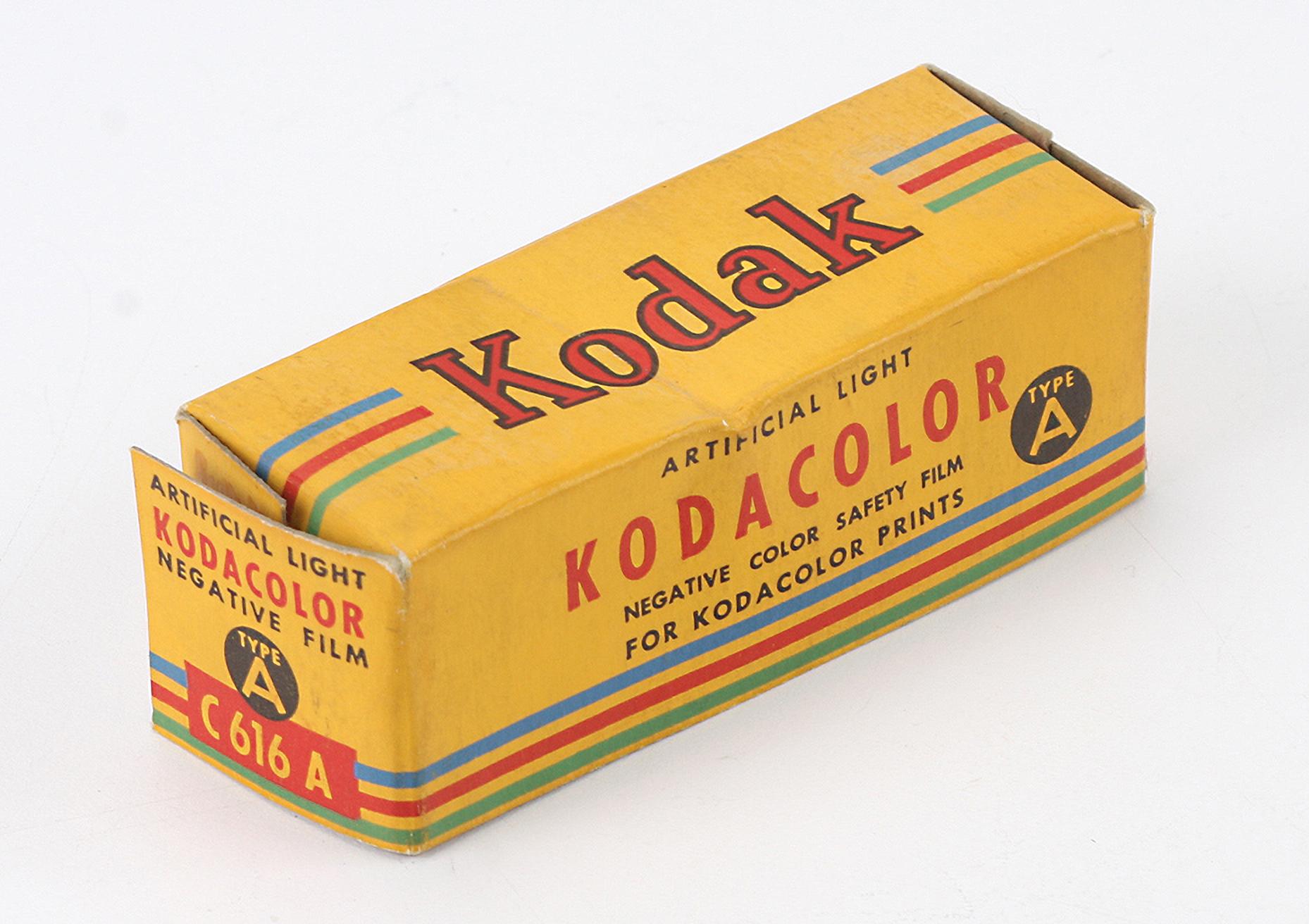 Keppler's Vault 78: Kodacolor