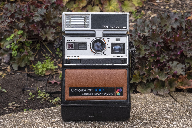 Kodak Colorburst 100 (1978)