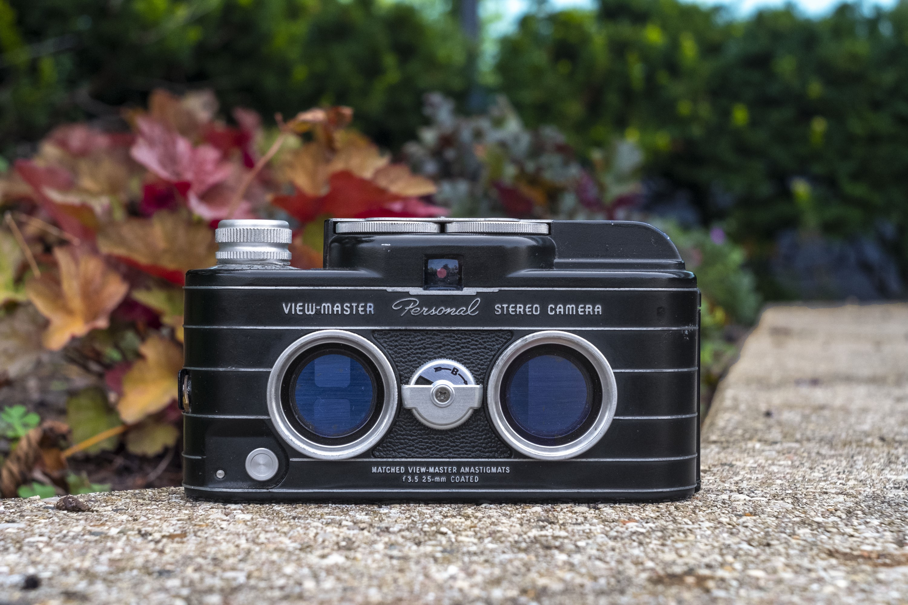 Sawyer's View-Master Personal Stereo Camera (1952)