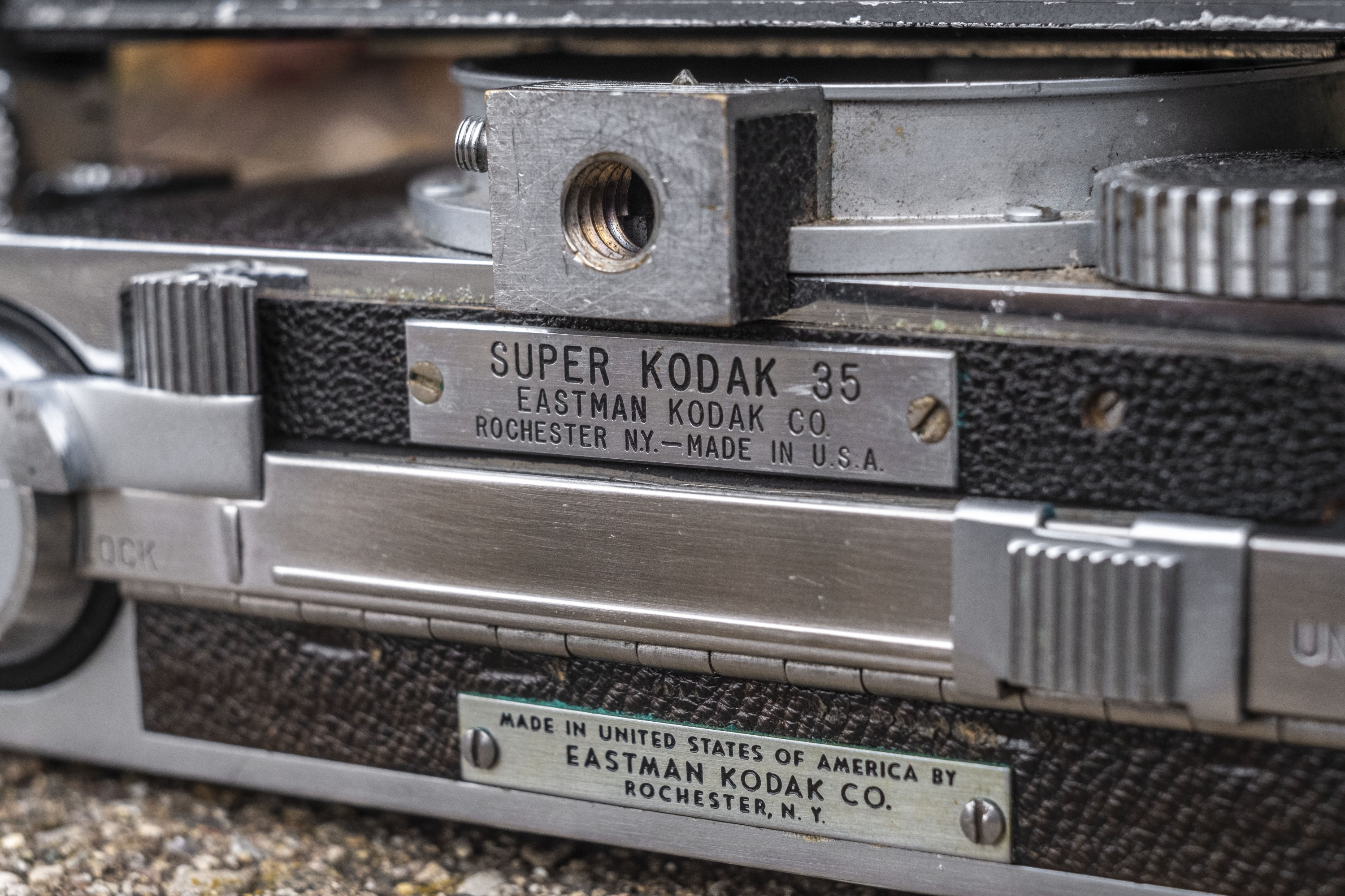 Super Kodak 35 Prototypes