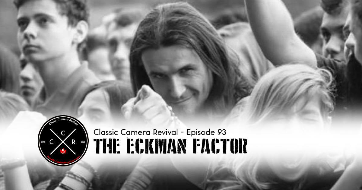 My Appearance on the Classic Camera Revival Podcast