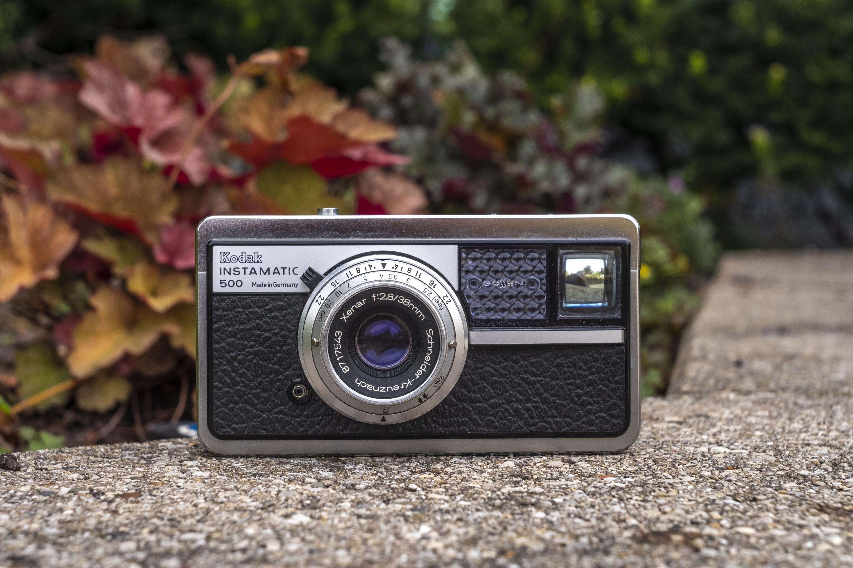 Kodak Instamatic 500 (1963)