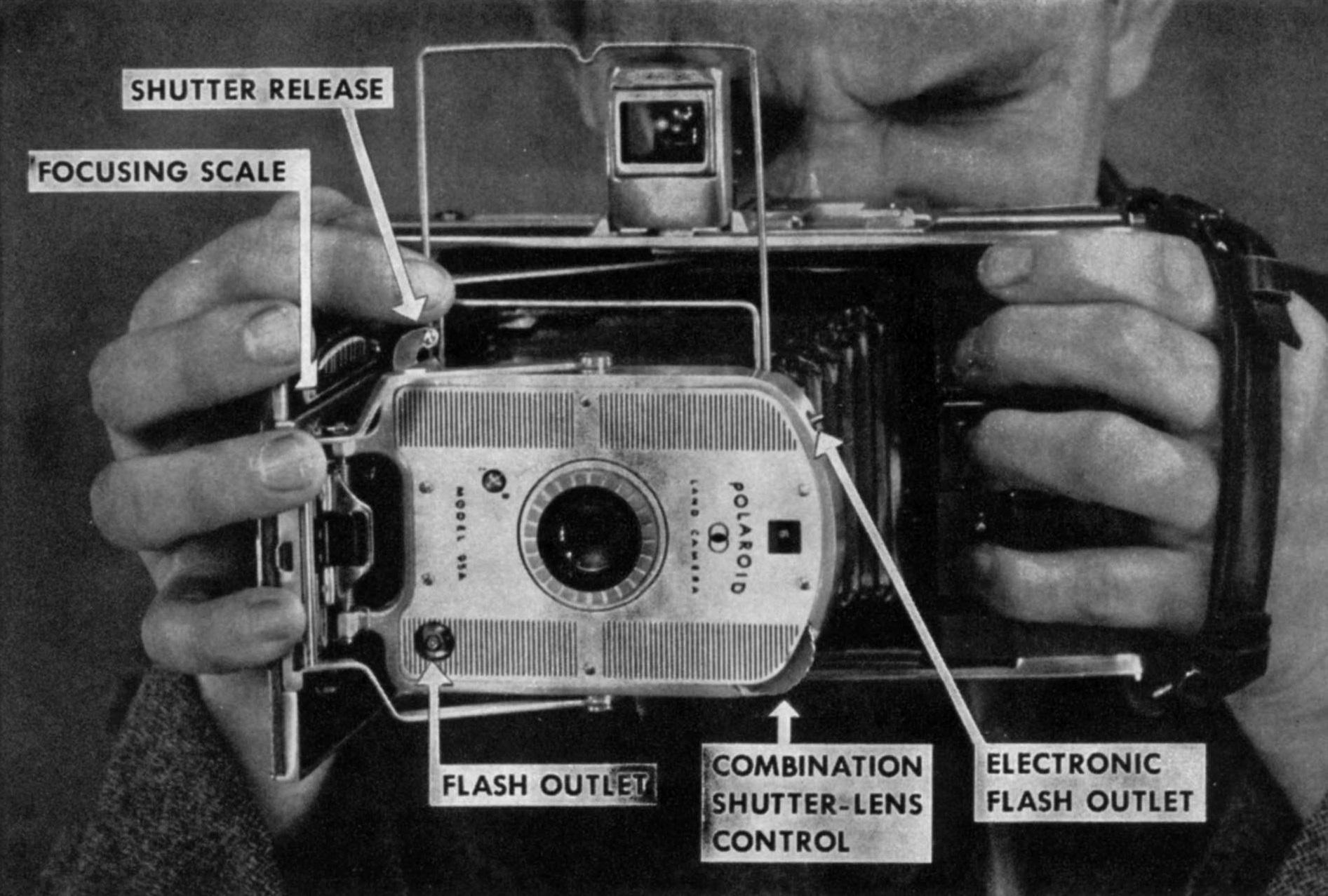 Keppler's Vault 85: Polaroid