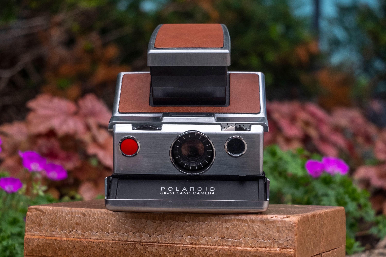 Polaroid SX-70 (1972)