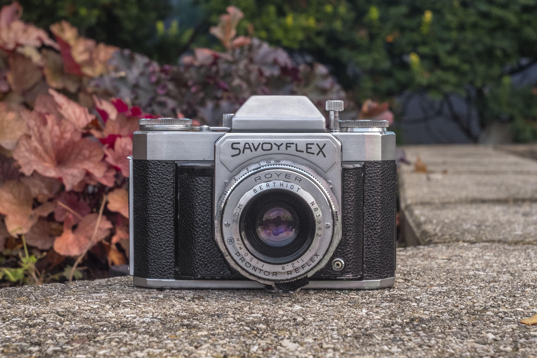Royer Savoyflex II (1958)