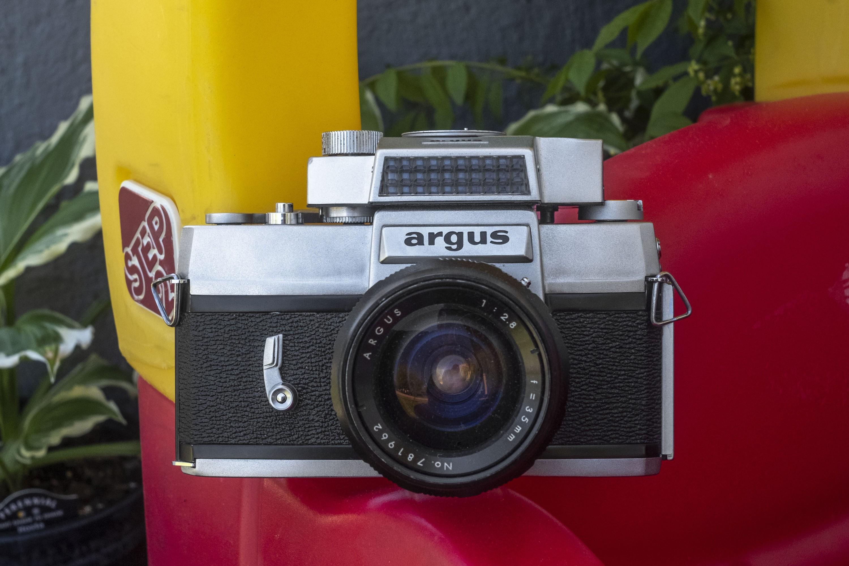 Argus SLR (1962)