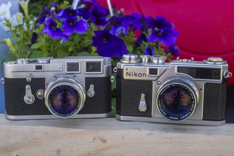 The Best Rangefinder Showdown: Leica M3 vs Nikon SP