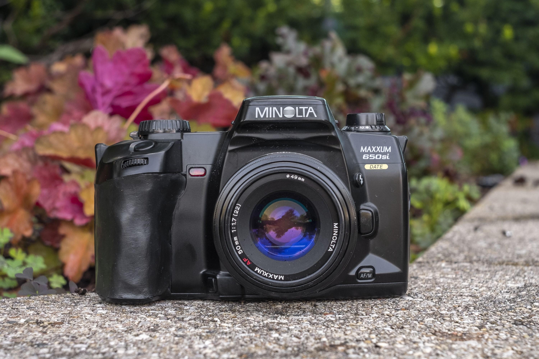 Minolta Maxxum 650si Date (1995)