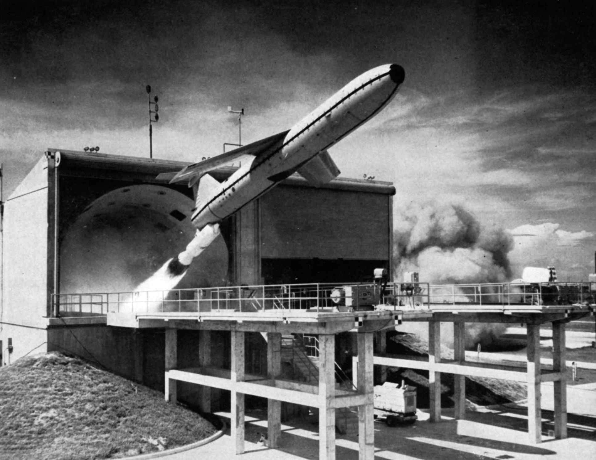 Keppler's Vault 97: Rocket Photography