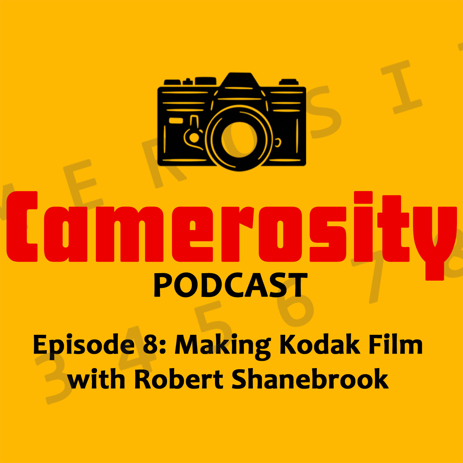 Episode 8: Making Kodak Film with Robert Shanebrook